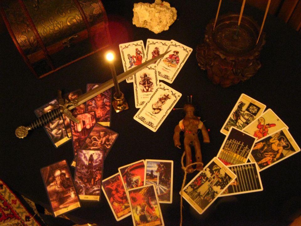Магия Ритуалы (тайны ритуалов)