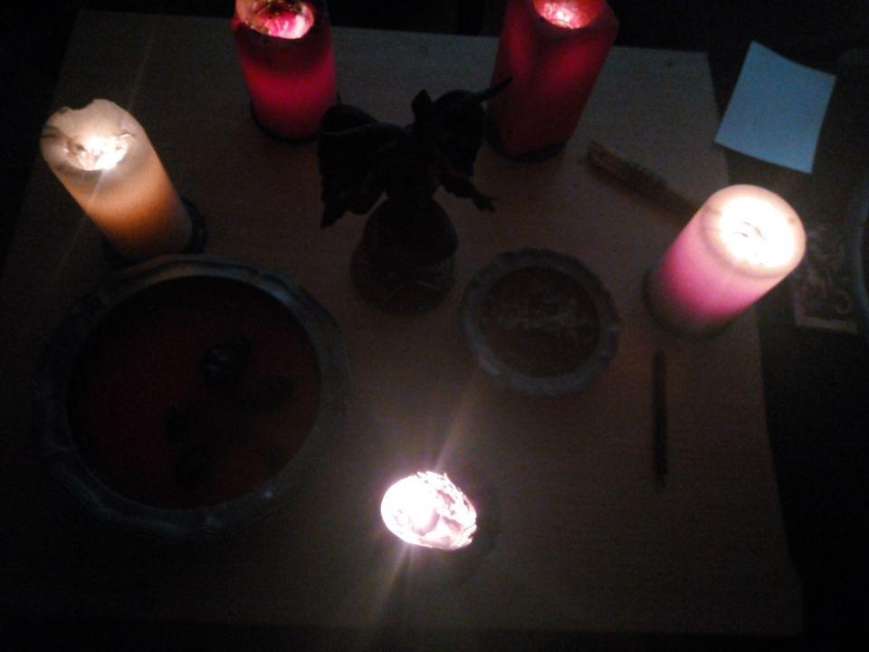 Как сделать магический ритуал 331