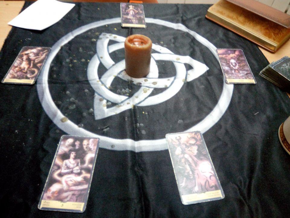 Как сделать магический ритуал 483