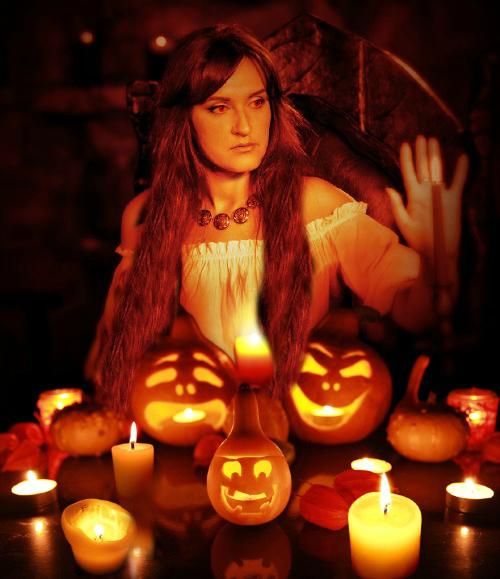 Все на хэллоуин